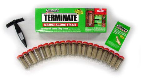 Terminate Termite Stake Kit